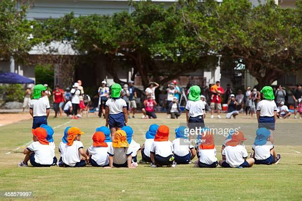 日本のお子様のスポーツの日