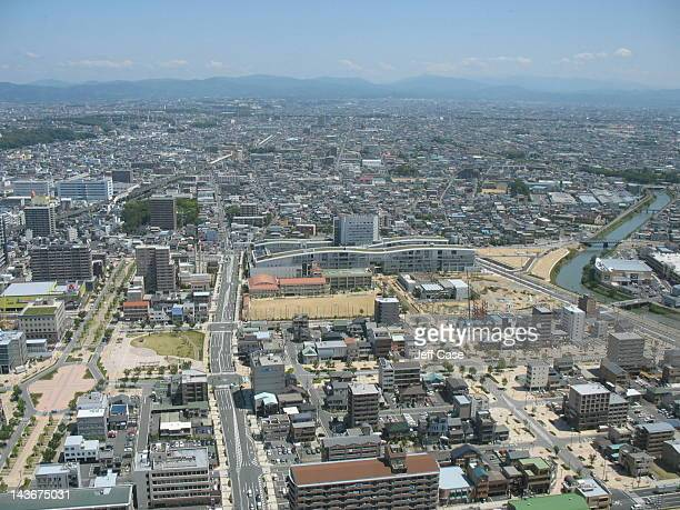 Japanese City Sprawl