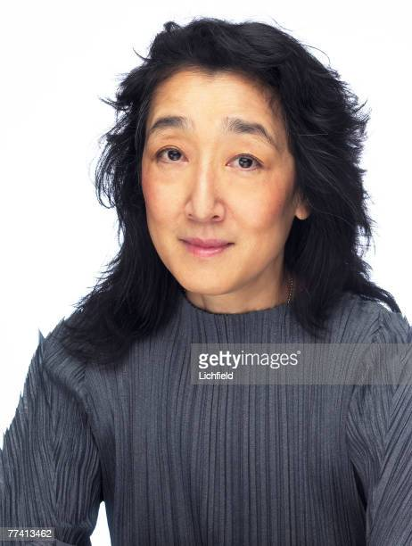 Japanese classical pianist Mitsuko Uchida on 6th April 2004