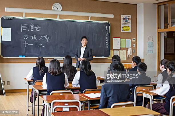 日本のスクール形式