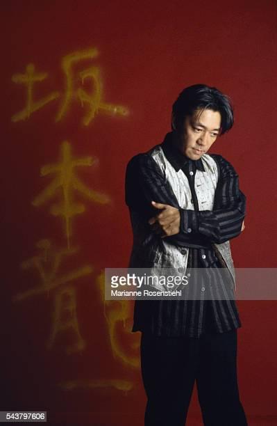 Japanese composer and musician Ryuichi Sakamoto
