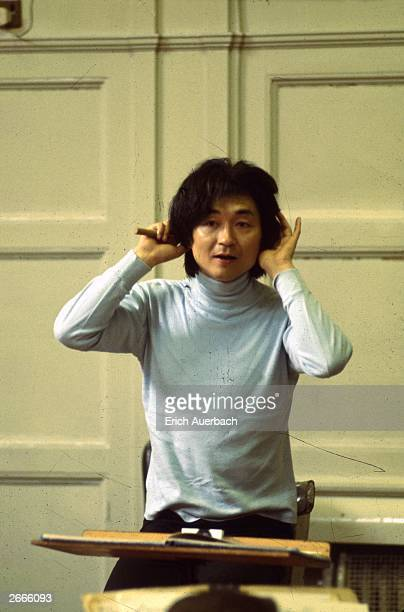 Japanese conductor Seiji Ozawa music director for the Toronto Symphony Orchestra In later years he took up his most famous appointment with the...