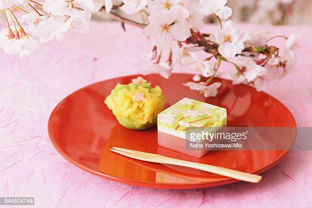 Japanese confectionery