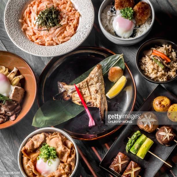 日本料理食品 - 自家製 ストックフォトと画像