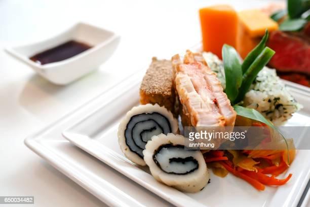 Japanese Cuisine (Kaiseki)