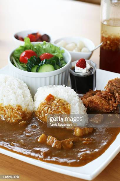 Japanese Curry Lunch Set