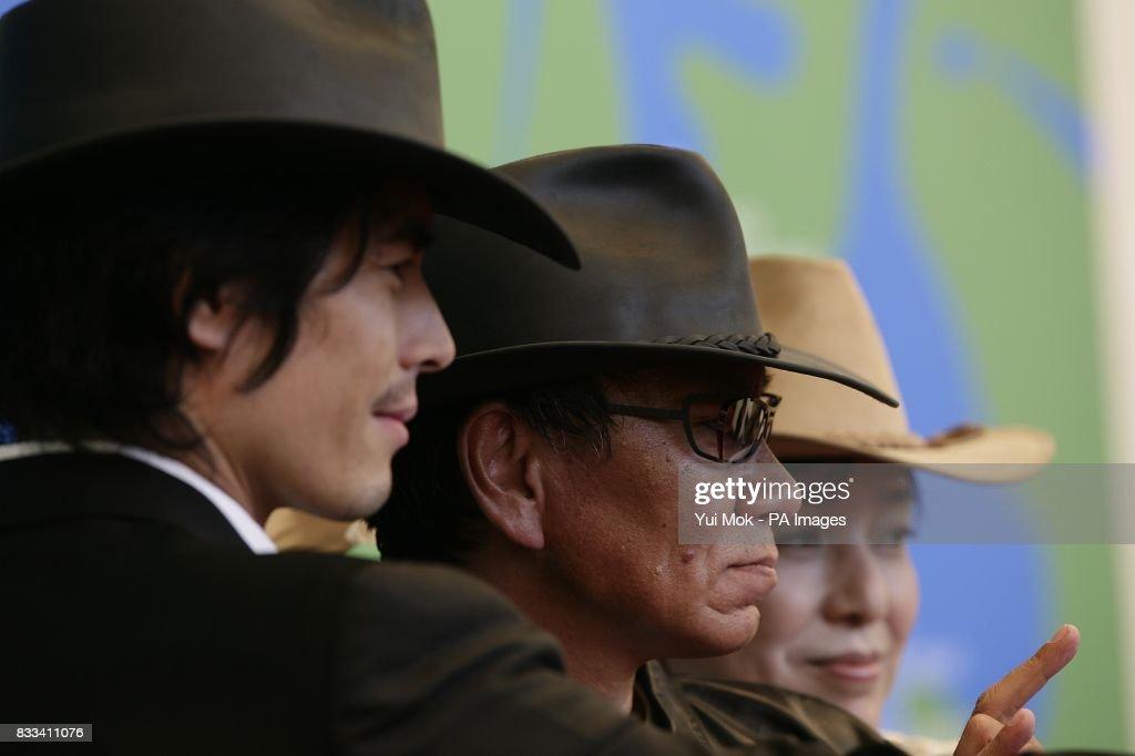 Venice Film Festival - Django Photocall : News Photo