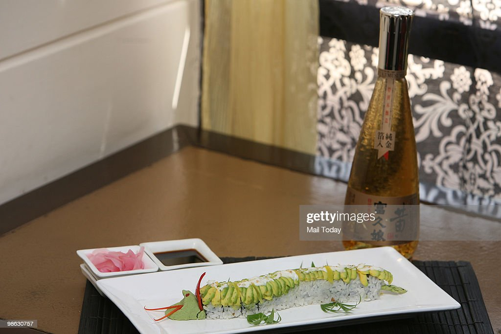 Kylin Japanese Restuarant In Delhi : Nieuwsfoto's