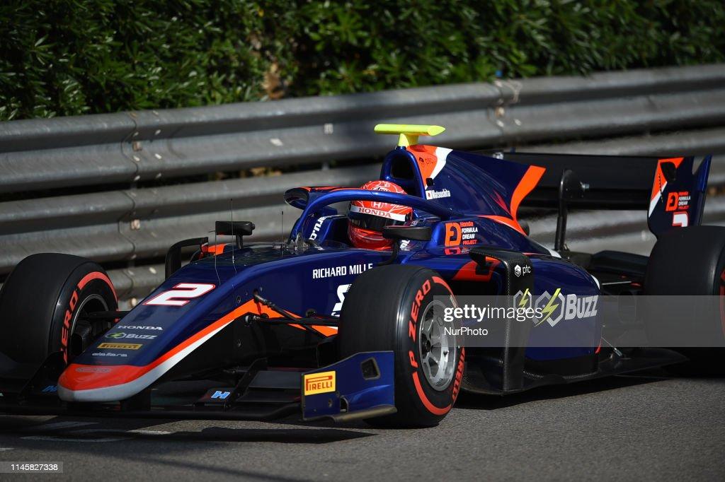 F2 Monaco GP - Race 1 : News Photo