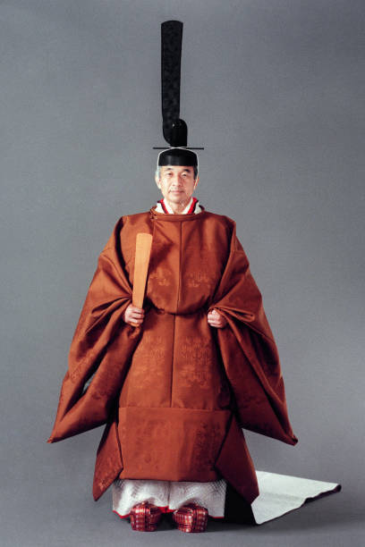JPN: 12th November 1990 - 30 Years Since Enthronement Of Japan's Emperor Akihito