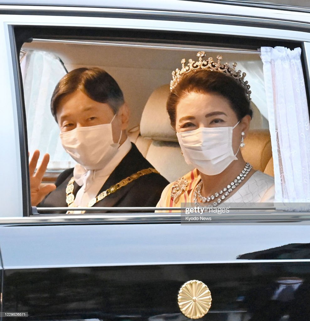 Japan Crown Prince Fumihito formally declared 1st in line to throne : News Photo