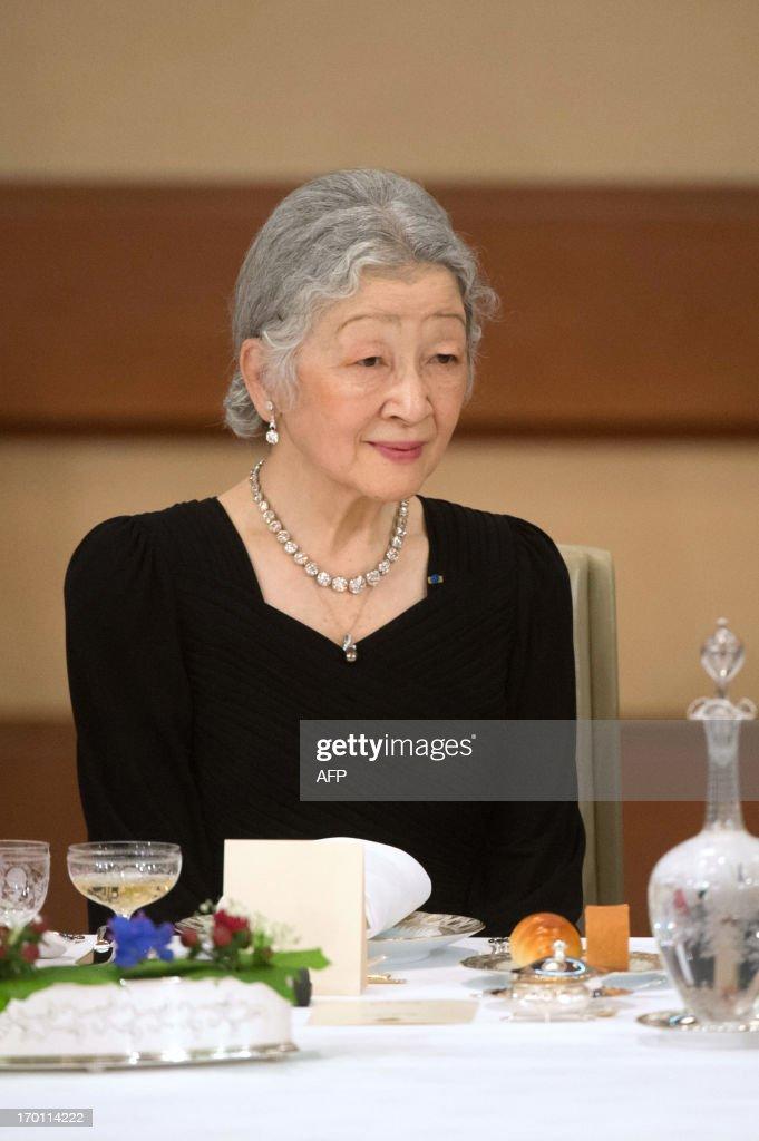 JAPAN-FRANCE-DIPLOMACY : News Photo