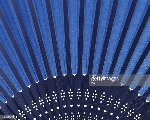 A Japanese fan, Close Up