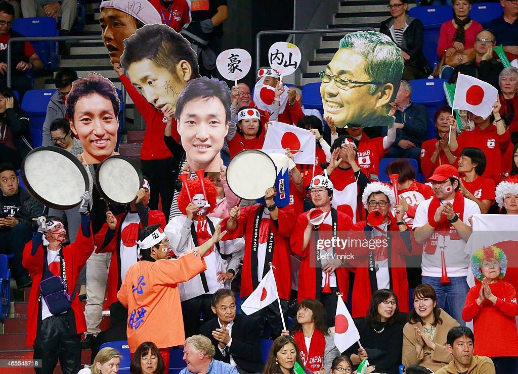 Davis Cup: Canada v Japan Day - 2 : News Photo