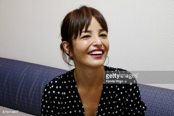 Japanese fashion icon Rinka poses for a photo in Tokyo on Nov 1 2017 The top model believes that no woman has an expiration date a point she has made...
