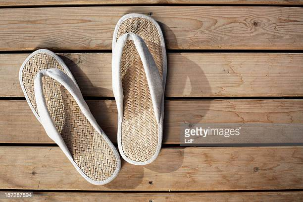 Japanese flip flop