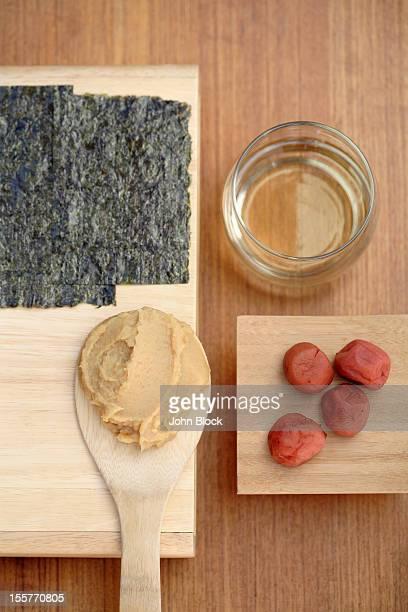 Japanese food ingredients