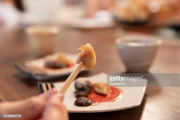 日本の料理