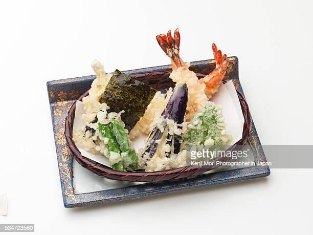japanese food - 天ぷら ストックフォトと画像