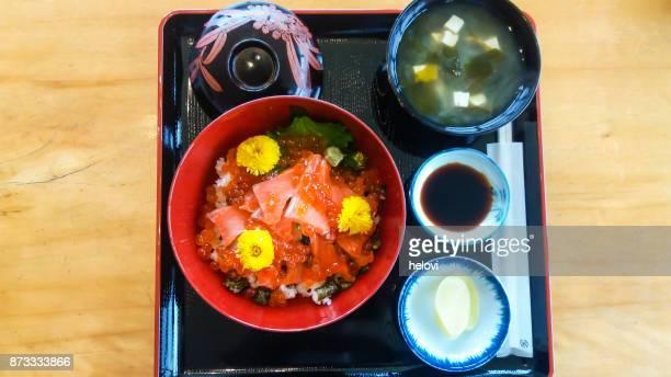 Japanische Speisen