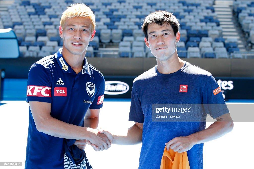 2019 Australian Open - Previews : ニュース写真