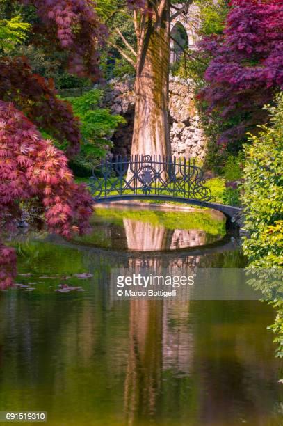 Japanese Garden. Bellagio, Italy.