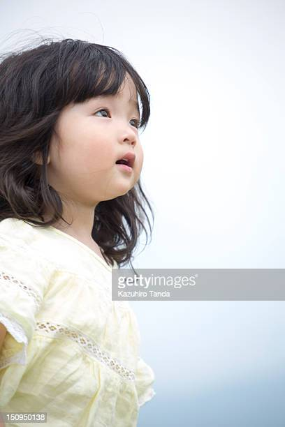 Japanese girl portrait