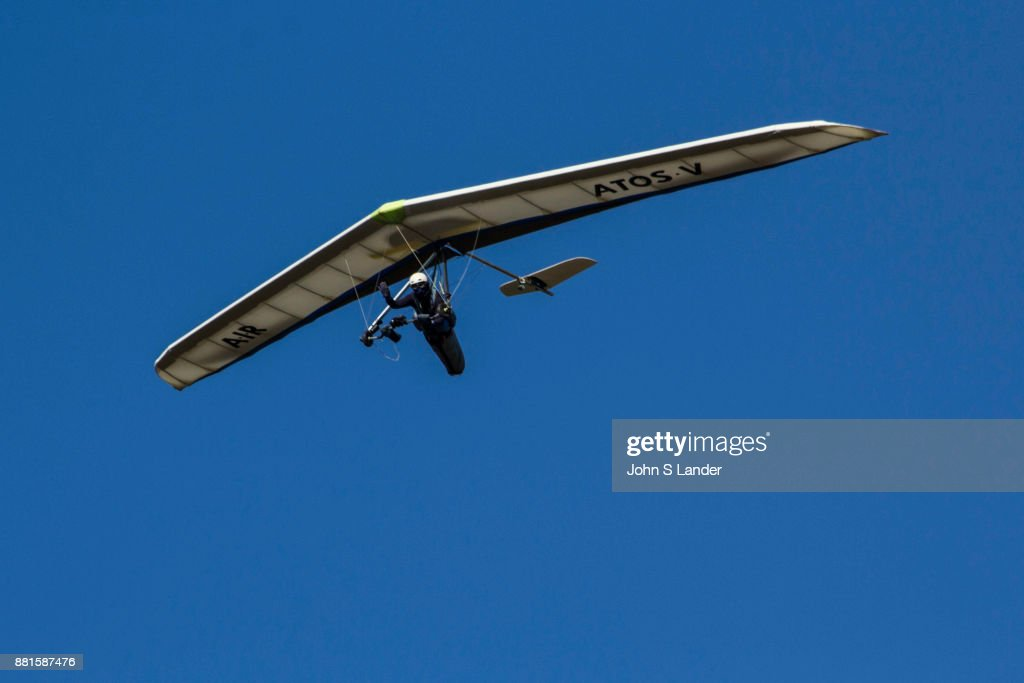 Japanese Hang Gliding - One of the more popular spots for