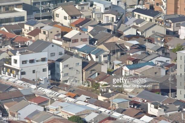 Japanese housing area