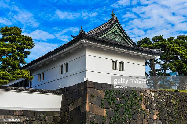 Japanese Imperial Architecture - Tokyo, Japan