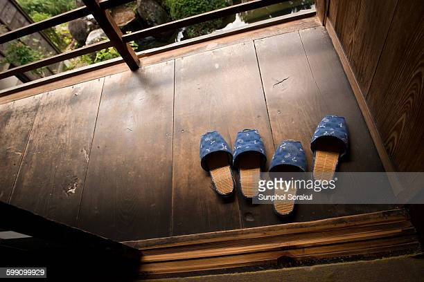 Japanese indoor sandals