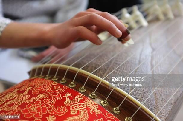 japanese instrument - 伝統 ストックフォトと画像