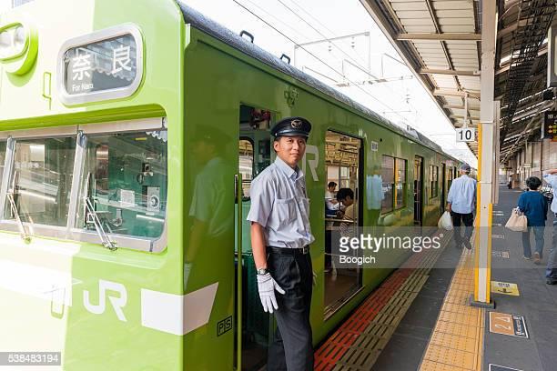 日本の JR 線導体は、ご出発前にタイムにプラットフォーム