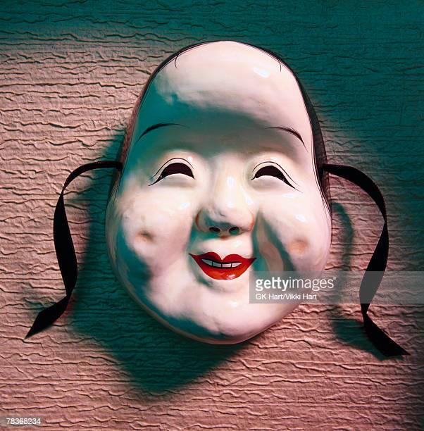 Japanese Kabuki Mask