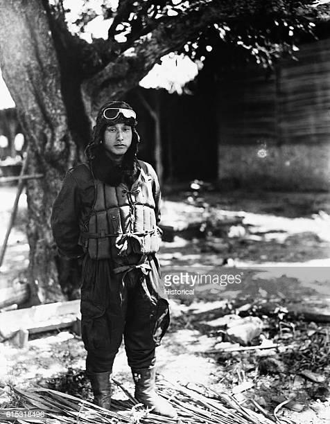 Japanese kamikaze pilot