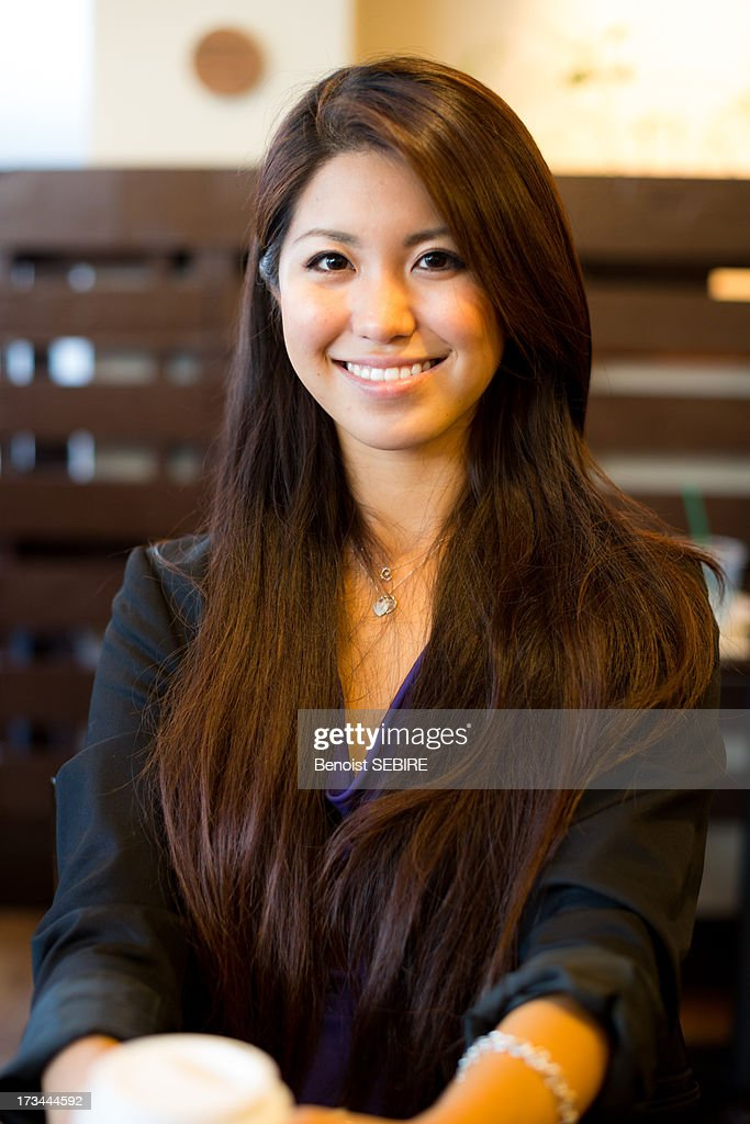 Japanese Lady High-Res Stock Photo - Getty Images
