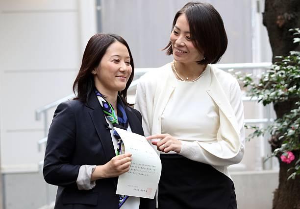 Japanese Lesbian Couple Hiroko Masuhara L And Koyuki -5475