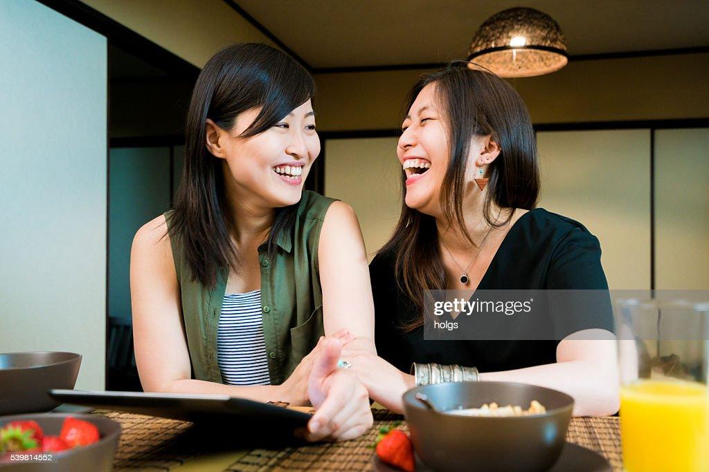 japanische lesbische Seiten
