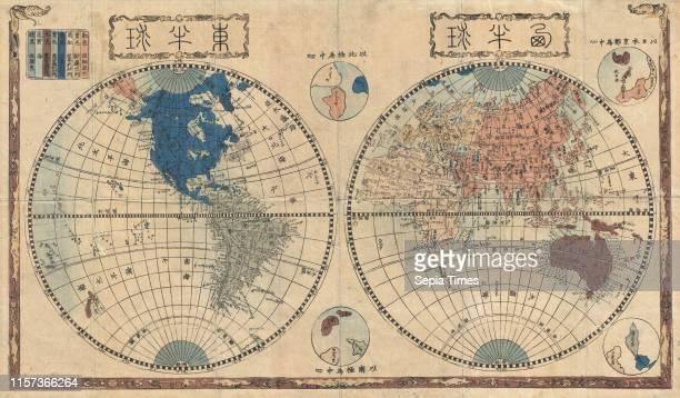 World\'s Best World Map Latitude Longitude Stock Pictures ...