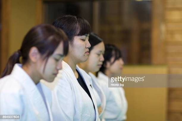 japanese martial arts participants - submission combat sport stock pictures, royalty-free photos & images