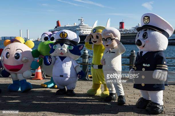 Japanese Mascots Japanese celebrate the silly eccentric and adorable like no other country Its obsession with the yurukyara mascots is a perfect...