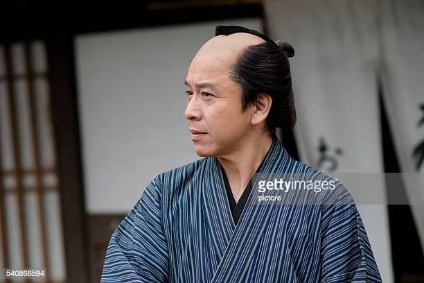 Japanese mature man edo styled
