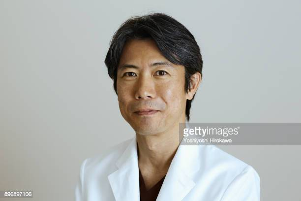 Japanese Medical System Trusted doctor's portrait