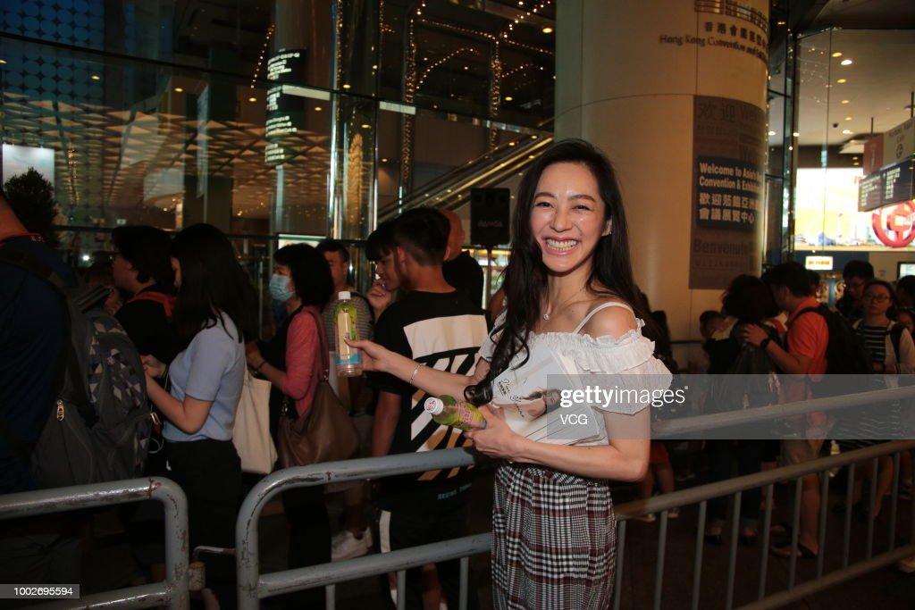 Linah Matsuoka Visits Hong Kong
