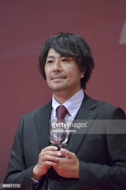 Japanese movie director Akio winner The Spirit of Asia Award by the Japan Foundation Asia Center and the Best Asian Future Film Award for the movie...