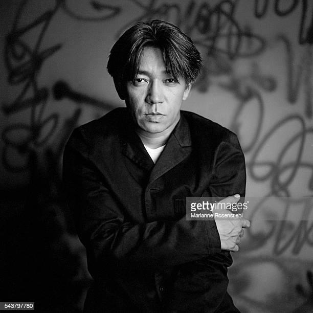 Japanese musician and composer Ryuichi Sakamoto