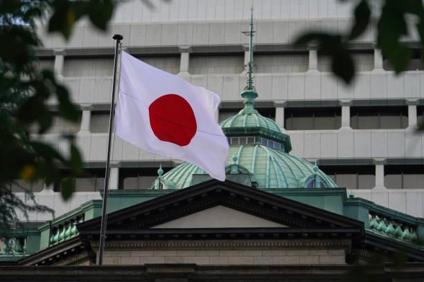 JPN: Bank of Japan Headquarters Ahead of It's Business Confidence Tankan Report
