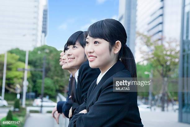 Japanese new member of society to break