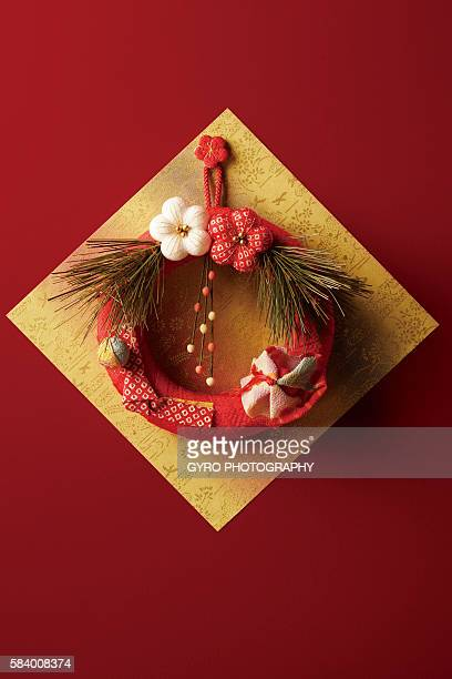 Japanese New Years wreath decoration