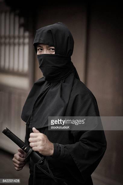 japonés ninja - ninja fotografías e imágenes de stock